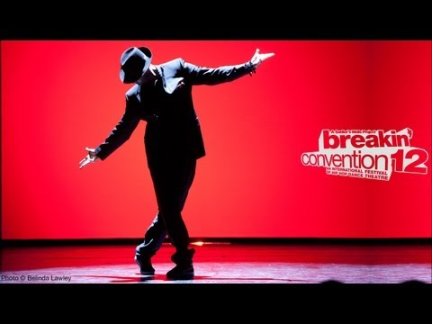 Gemini (Locking 4 Life) - Te Quierro at Breakin' Convention 2012