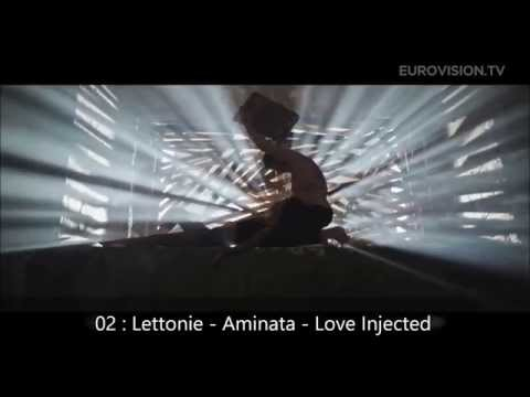 Eurovision Song Contest 2015 : Mon Top 40
