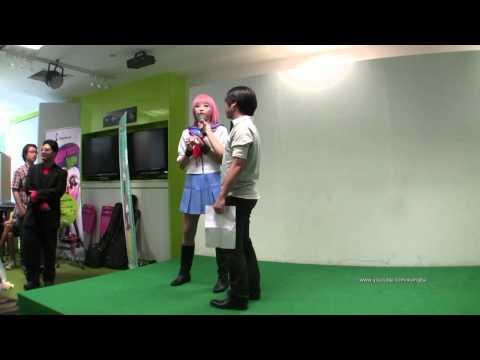 Japanese Arts Festival 2011 Karaoke Part 1