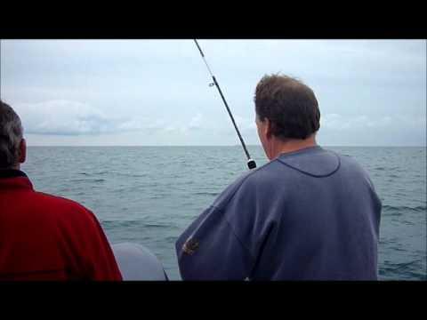 Tun a Fun fishing from St Perter Port Guernsey