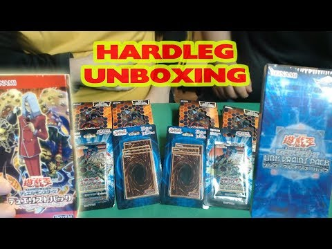 Link Vrains Pack & Fan Mail & Other Stuff & Shit - January 2018 - Hardleg Unboxing