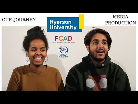 RYERSON MEDIA PRODUCTION: OUR EXPERIENCE AS MEDIA STUDENTS