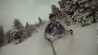 Wasatch Backcountry, Dec 2012 Thumbnail