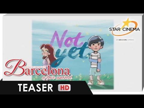 'Not Yet' by John Elias Antonio | 'Barcelona: A Love Untold'