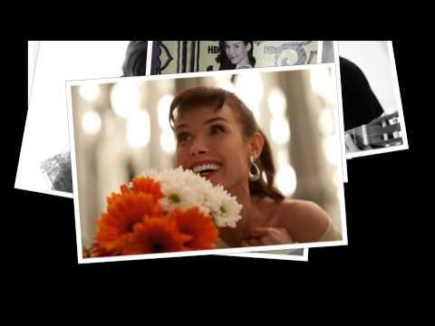 Kristina Anapau really looks like Audrey Hepburn