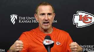 Chiefs' Steve Spaguolo: 'I like it when we play more than 11 guys'