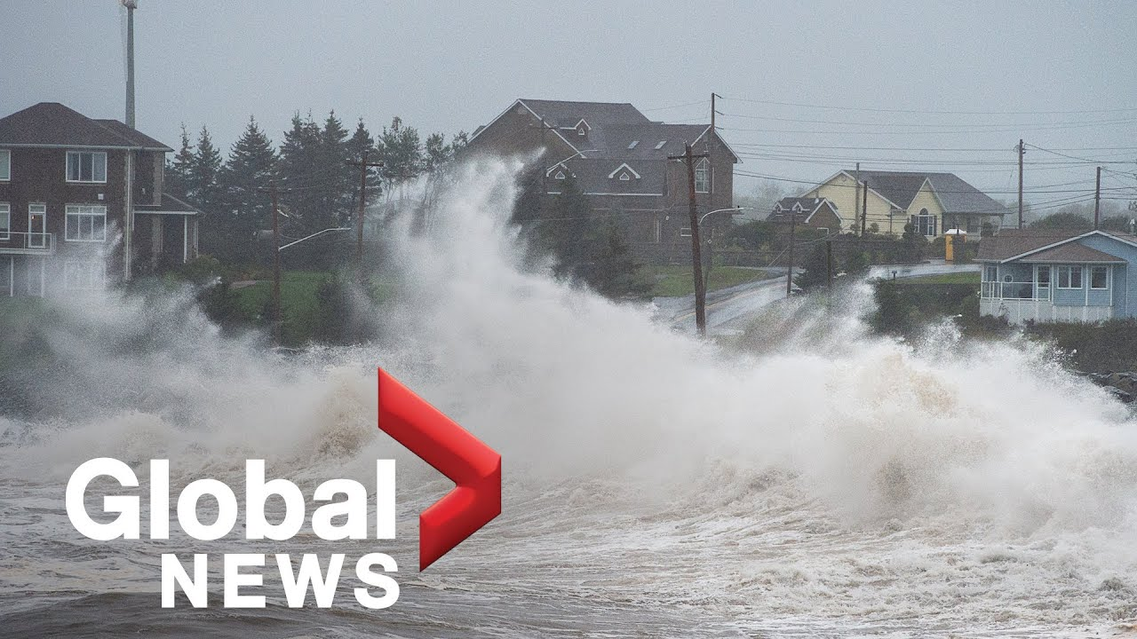 Assessing the impact of post-tropical storm Teddy on Nova Scotia 10