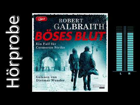 Böses Blut YouTube Hörbuch Trailer auf Deutsch