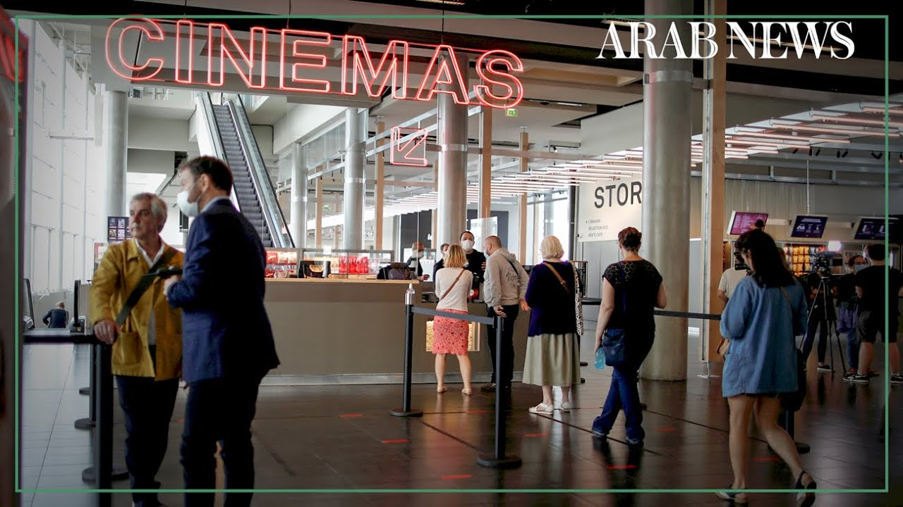 In Paris, delighted cinephiles celebrate as cinemas reopen at last thumbnail
