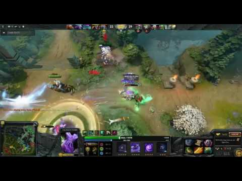 dota 2 - Attacker 7500 MMR play Wraith King with Abyssal Blade - Ranked Match