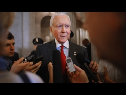 Sen. Hatch: Democrats