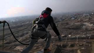 Rope Jumping Алматы Капчагай 28.02.2016