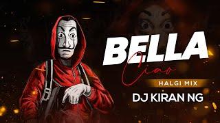Bella Ciao Halgi Dhol Remix | DJ Kiran NG | Bella Ciao Dj Remix Song | Money Heist