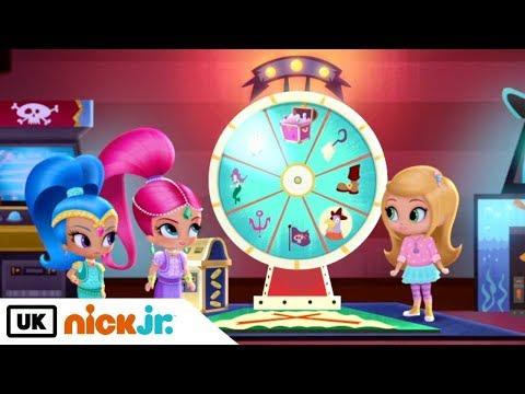 Shimmer and Shine | Game On! | Nick Jr. UK