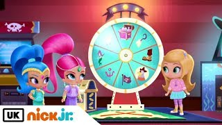 Shimmer and Shine | Game On! | Nick Jr. UK