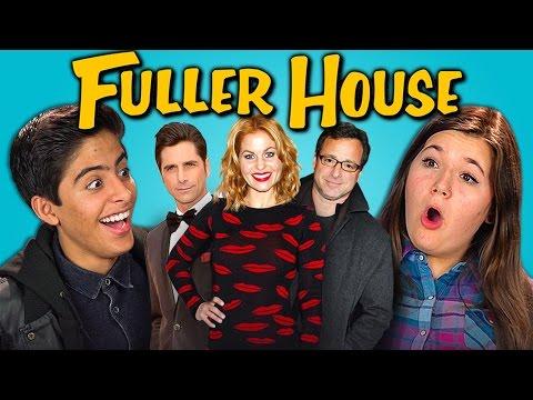 Teens React to Fuller House