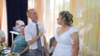 Крутая невеста)))