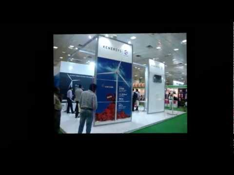 Wind Power India 2012 - India's largest and definitive Wind Power Show - walkthrough