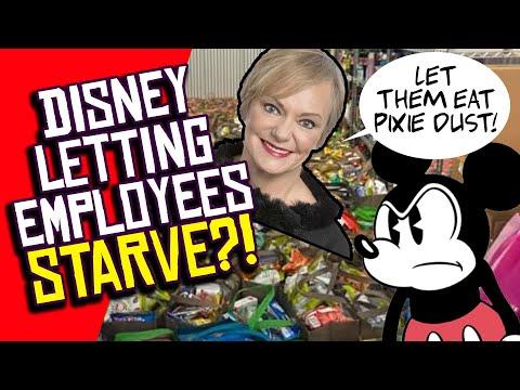 Disney Cast Members Face STARVATION as Disney Execs Pocket MILLIONS!