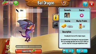 Dragon City Breeding Tutorial | How To Breed BAT DRAGON