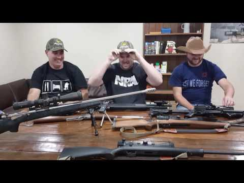 Talking Guns With Jason From Australian Hunting Podcast