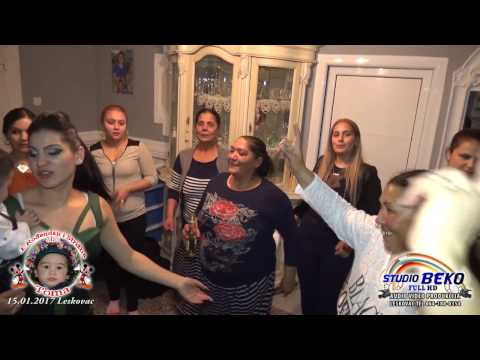 1 rodjendan i Strizba Mali Toma 15.01.2017 Part3 /Studio Beko Full Hd Leskovac