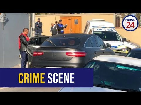 WATCH: Criminal lawyer Pete Mihalik shot dead outside Green Point school