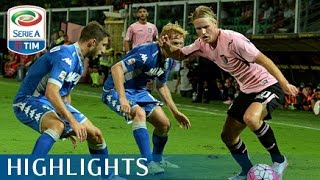 Video Gol Pertandingan Palermo vs Sassuolo