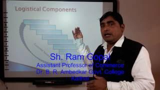 Logistics Management in Hindi under E-Learning Program