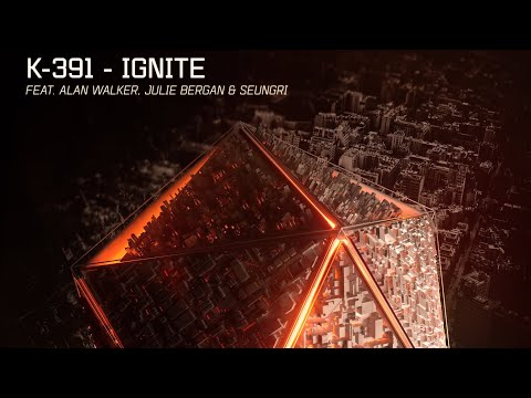 K-391 - Ignite Ft. Julie Bergan, Alan Walker, and Seungriseyo (Audio)