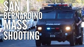 Recap: San Bernardino Mass Shooting; 14 Dead, 2 Suspects Killed
