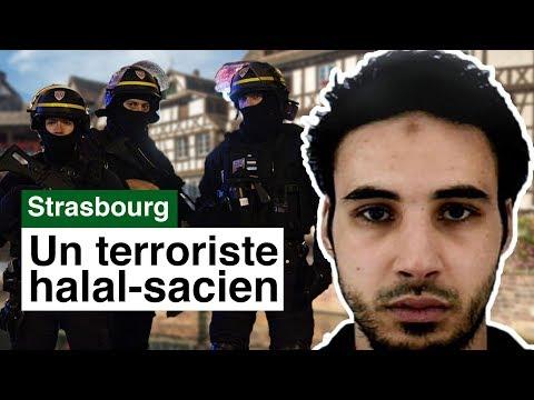 Strasbourg : un terroriste halal-sacien I-Média n°228