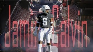 Jamire Calvin Official Washington State 2017 Highlights - Star in the Making