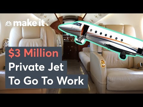 Why This Law Firm Bought A Private Jet To Save Money