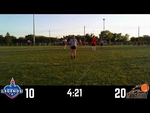 League City Legends v Indianapolis Intensity - 2017 MLQ Championship, Quarterfinals - Game 3