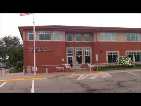 First Amendment audit Fort Atkinson police & fire Fort Atkinson Wisconsin