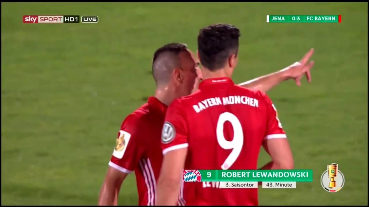 Bayern Vs Jena