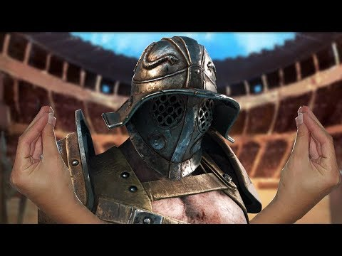 For Honor - Gladiator in a Nutshell