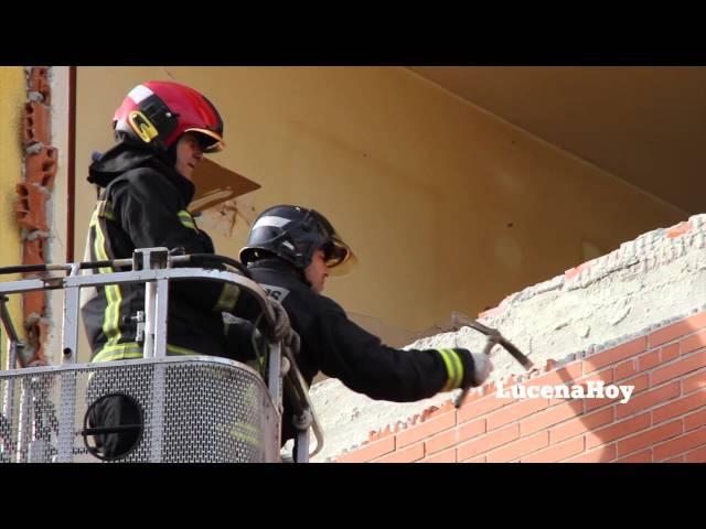 Vídeo Noticia: Piden ropa para la familia que residía en la vivienda siniestrada por una explosión de gas natural el pasado día 20
