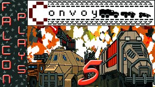 Convoy Gameplay - MR. FRAWLEY (what went on in your head) - Let