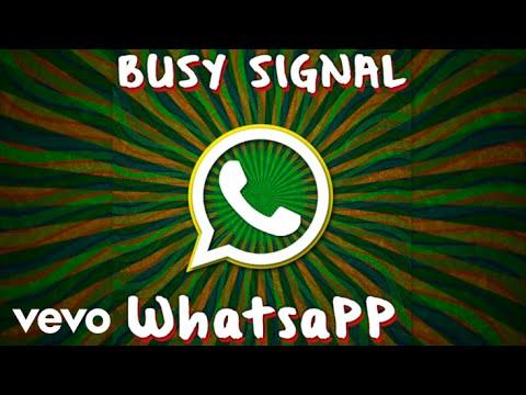 Busy Signal - WhatsApp [Audio]