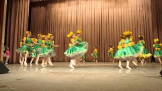Полька - балет(Детская хореографическая школа г. Одесса - 1-2 класс педагога Екатерины Купчиновой., 2015-03-05T17:56:02.000Z)