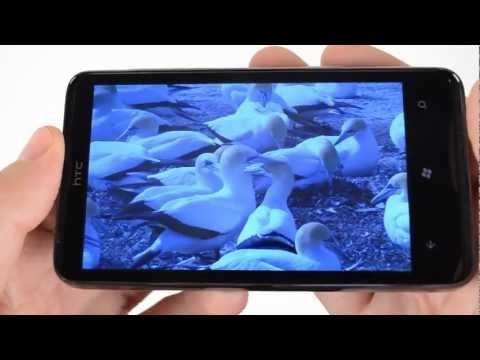 HTC HD7 - видео обзор ( htc hd 7 ) от Video-shoper.ru
