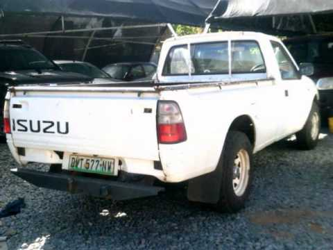 1998 ISUZU KB SERIES LWB SC Auto For Sale On Auto Trader South Africa