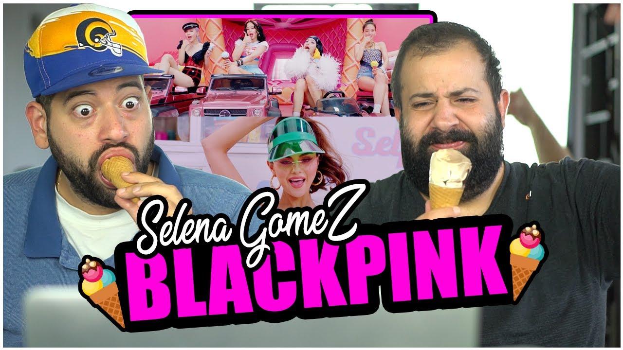 Blackpink and Selena Gomez turn up the heat on 'Ice Cream'