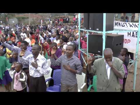 BISHOP IKONGO AKIMUOMBEA RAIS MAGUFULI