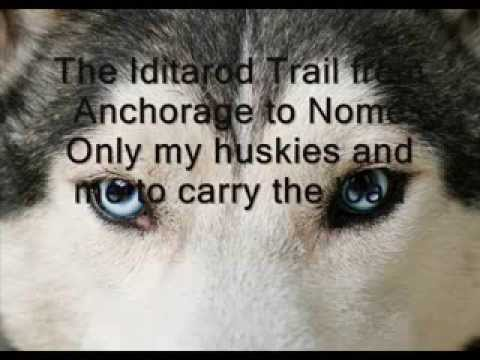 The Iditarod Trail Song