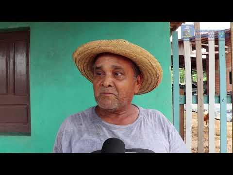 Serviço de Asfaltamento Vila Perseverança Prefeitura de São Domingos do Capim !