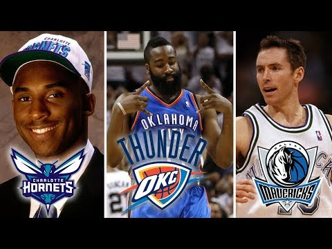 The Biggest Mistake Ever Made By All 30 NBA Teams