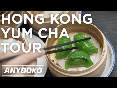 Trying The Best Places For Yum Cha In Hong Kong!